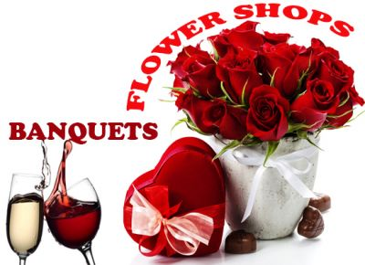 Banquets / Flower Shops