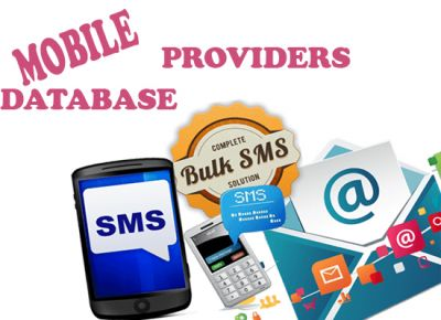 Bulk Sms / Mobile Database Providers