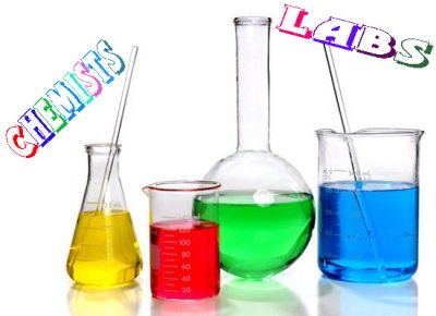 Chemists, Labs, Scan Centres