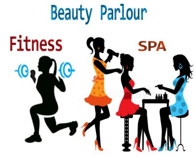 Fitness / Beauty Parlour / Spa Centres