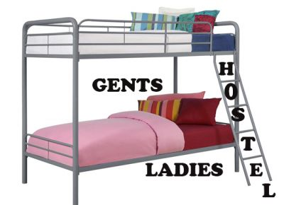 Gents / Ladies Hostel