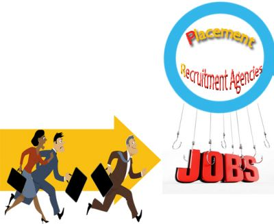 Jobs / Placement / Recruitment Agencies
