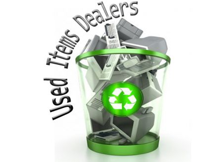 Scrap Buyers / Used Items Dealers